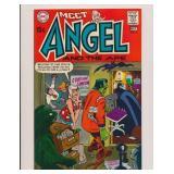 DC COMICS ANGEL & THE APE #6 SILVER AGE