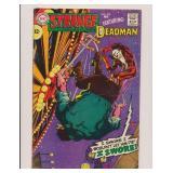 DC STRANGE ADVENTURES #209 SILVER AGE