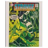 DC STRANGE ADVENTURES #215 SILVER AGE-KEY