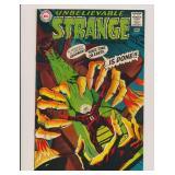 DC STRANGE ADVENTURES #216 SILVER AGE