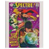 DC COMICS THE SPECTRE #4 SILVER AGE