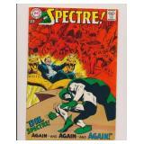 DC COMICS THE SPECTRE #2 SILVER AGE