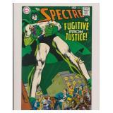 DC COMICS THE SPECTRE #5 SILVER AGE