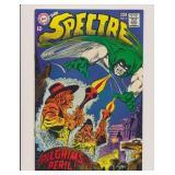 DC COMICS THE SPECTRE #6 SILVER AGE