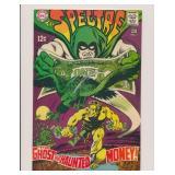DC COMICS THE SPECTRE #7 SILVER AGE