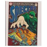 DC COMICS THE SPECTRE #9 SILVER AGE