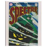 DC COMICS THE SPECTRE #10 SILVER AGE