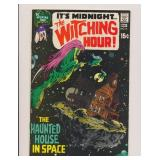 DC COMICS WITCHING HOUR #14 SILVER AGE