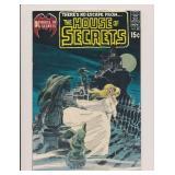 DC HOUSE OF SECRETS #88 SILVER AGE-KEY