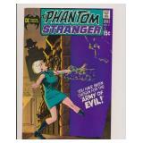 DC PHANTOM STRANGER #11 SILVER AGE
