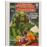 DC PHANTOM STRANGER #14 SILVER AGE-KEY