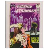 DC PHANTOM STRANGER #16 SILVER AGE
