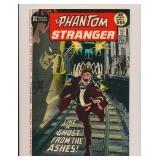 DC PHANTOM STRANGER #17 SILVER AGE