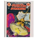 DC PHANTOM STRANGER #23 BRONZE AGE