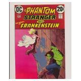 DC PHANTOM STRANGER #26 BRONZE AGE
