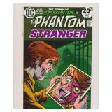 DC PHANTOM STRANGER #28 BRONZE AGE
