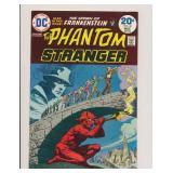 DC PHANTOM STRANGER #30 BRONZE AGE
