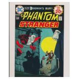 DC PHANTOM STRANGER #33 BRONZE AGE