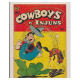 M.E. - COWBOYS `N` INJUNS #8 GOLDEN AGE