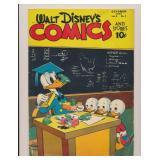 WALT DISNEY COMICS & STORIES #1 GOLDEN AGE