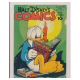 WALT DISNEY COMICS & STORIES #11 GOLDEN AGE