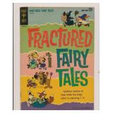 GOLD KEY FRACTURED FAIRY TALES #1 SILVER AGE KEY