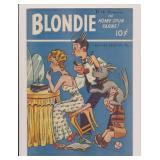 FEATURE BOOK BLONDIE #42 GOLDEN AGE