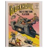 QUALITY COMICS BLACKHAWK #106 GOLDEN AGE