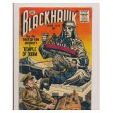 QUALITY COMICS BLACKHAWK #98 GOLDEN AGE