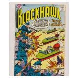 DC COMICS BLACKHAWK #121 GOLDEN AGE