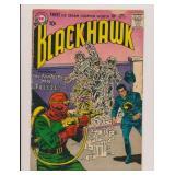 DC COMICS BLACKHAWK #117 GOLDEN AGE-KEY