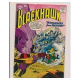 DC COMICS BLACKHAWK #136 GOLDEN AGE