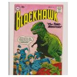 DC COMICS BLACKHAWK #143 GOLDEN AGE
