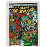 MARVEL COMICS AMAZING SPIDER-MAN #124 BRONZE AGE
