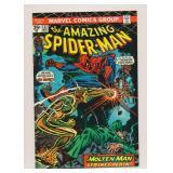 MARVEL COMICS AMAZING SPIDER-MAN #132 BRONZE AGE