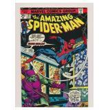 MARVEL COMICS AMAZING SPIDER-MAN #137 BRONZE AGE