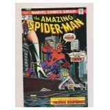 MARVEL COMICS AMAZING SPIDER-MAN #144 BRONZE AGE