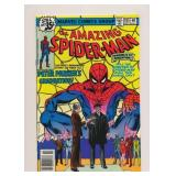 MARVEL COMICS AMAZING SPIDER-MAN #185 BRONZE AGE