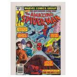 MARVEL COMICS AMAZING SPIDER-MAN #195 BRONZE AGE