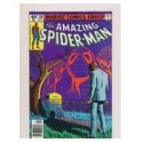 MARVEL COMICS AMAZING SPIDER-MAN #196 BRONZE AGE