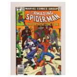 MARVEL COMICS AMAZING SPIDER-MAN #202 BRONZE AGE