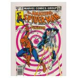 MARVEL COMICS AMAZING SPIDER-MAN #201 BRONZE AGE