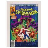 MARVEL COMICS AMAZING SPIDER-MAN #207 BRONZE AGE