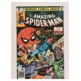 MARVEL COMICS AMAZING SPIDER-MAN #206 BRONZE AGE