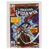 MARVEL COMICS AMAZING SPIDER-MAN #210 BRONZE AGE