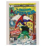 MARVEL COMICS AMAZING SPIDER-MAN #212 BRONZE AGE