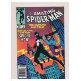 MARVEL COMICS AMAZING SPIDER-MAN #252 KEY