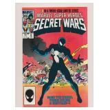 MARVEL COMICS SUPER HEROES SECRET WARS #8 KEY