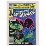 MARVEL COMICS AMAZING SPIDER-MAN #224 BRONZE AGE