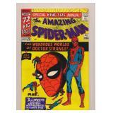 MARVEL COMICS AMAZING SPIDER-MAN ANNUAL #2 SA